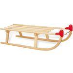 Pinolino Davos-Schlitten aus Holz für 27,94€ (statt 50€)