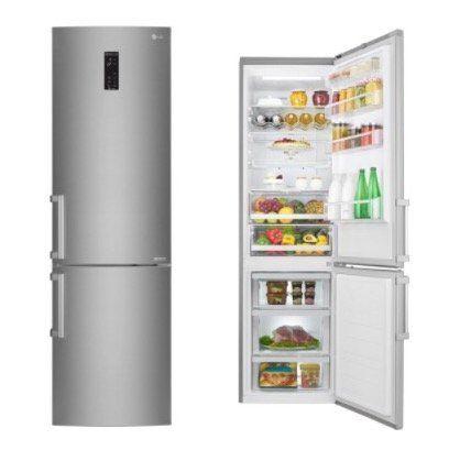 LG GBB 60 SAYXE Kühl Gefrierkombi mit NoFrost und A+++ für 799€ (statt 979€)