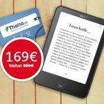 tolino vision 4 HD eBook-Reader für 169€ + 40€ Thalia Gutschein gratis dazu