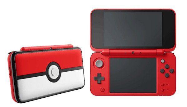New Nintendo 2DS XL Limited Pokéball Edition für 111€ (statt 126€)