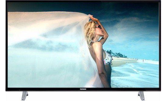 Telefunken D50U600M4CW   50 Zoll 4k Fernseher mit Triple Tuner und WLAN ab 384,99€