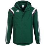 adidas UEFA Herren Allwetter-Jacke für 19,10€ (statt 29€)
