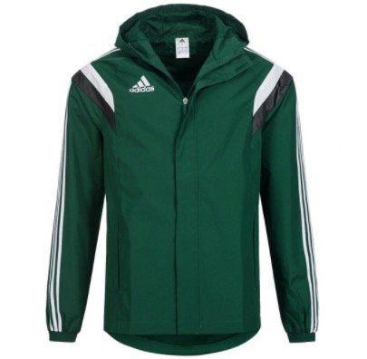 adidas UEFA Herren Allwetter Jacke für 19,10€ (statt 29€)