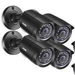 ZOSI 8CH HD 720P DVR CCTV Überwachungsset für 159,99€ (statt 210€)
