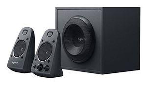 Logitech Z625 THX 2.1 Lautsprechersystem mit Subwoofer ab 111€ (statt 149€)