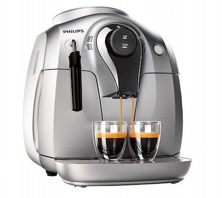 Philips HD8651/31 Kaffeevollautomat mit Keramik Mahlwerk für 269,12€ (statt 345€)