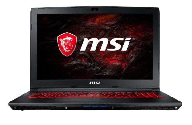 MSI GL62MVR   15,6 Zoll Full HD Gaming Notebook mit GTX 1060 für 989€ (statt 1.199€)