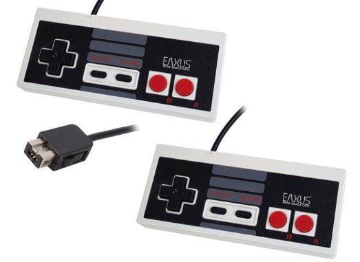 2er Pack NES Classic Mini Controller für 11,99€