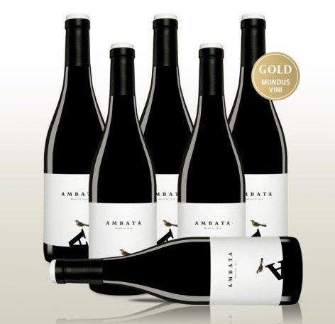 6 Flaschen Ambata Mencia 2016 Rotwein für 32,90€ (statt 54€)