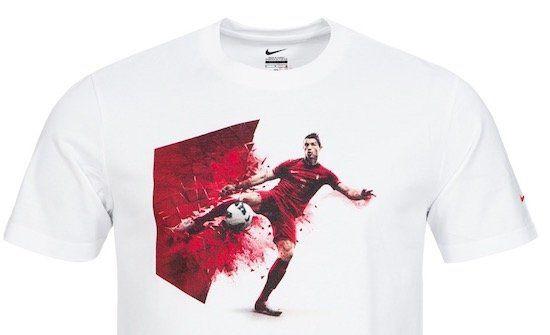 Nike CR7 Ronaldo Hero T Shirt für 9,50€ (statt 17€)