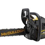 McCulloch CS 390 Benzin-Kettensäge für 154,99€ (statt 200€)
