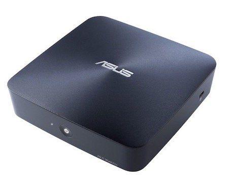 Asus VivoMini UN45 VM015M Mini PC für 88€ (statt 109€)   kleiner PC ohne Ram und ohne HDD