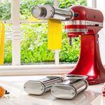 KitchenAid 5KSMPRA 3-teiliger Nudel-Aufsatz für 116,91€ (statt 139€)