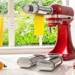 KitchenAid 5KSMPRA 3-teiliger Nudel-Aufsatz ab 100€ (statt 129€)
