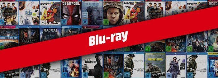 Media Markt mit 3 für 14€ Aktion   DVDs, Blu rays und Musik