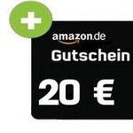 Vodafone Smart Surf mit 50 Min/SMS und 2GB + HotSpot Flat für 4,99€ mtl. + 20€ Amazon Gutschein