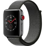 Apple Watch Series 3 (GPS + Cellular) 42 mm mit Nylon-Armband + BEATS Powerbeats 3 In-Ear Kopfhörer für 479€ (statt 566€)