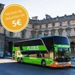 FlixBus: 5€ Gutschein ohne Mindestbestellwert – bestenfalls eine kostenlose Busfahrt buchen!