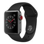 Apple Watch Series 3 (GPS + LTE) 38mm ab 369€ (statt 429€)