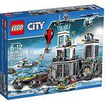 Lego City – Polizeiquartier auf der Gefängnisinsel (60130) für 43,49€ (statt 70€)