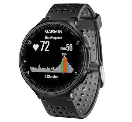 Garmin Forerunner 235 Sport Smartwatch für 167,97€ (statt 210€)