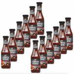 12er Pack Weber Premium Ketchup No. 2 Grillsauce (je 450ml) für 11,11€ (statt 48€) – MHD 05/18