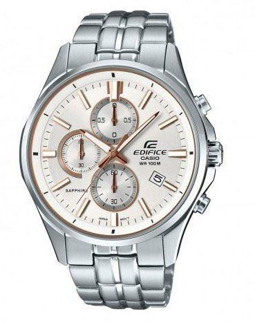 Casio Edifice (EFB 530) Armbanduhr für 107,46€ (statt 137€) + gratis Uhrenwerkzeug zum kürzen des Armbandes
