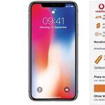 Knaller? iPhone X 64GB für 299€ + Vodafone Red M Basic Phone mit 14GB LTE dank GiGa Kombivorteil nur 38,12€mtl. + 100GB GigaBoost gratis