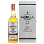 Laphroaig Whisky 27 Years Old Limited Edition in Holzkiste ab 489,90€ + 100,80€ in Superpunkten
