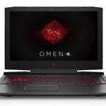 OMEN 15-ce002ng – 15,6 Zoll Full HD Gaming Notebook mit 120Hz Display und GTX 1060 für 1.149€ (statt 1.459€)