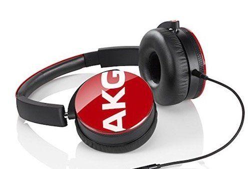 AKG Y50 On Ear Kopfhörer für 39,99€ (statt 90€)