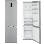 Sharp SJ-BA20IEXI2-EU Kühlgefrierkombi mit NoFrost für 399€(statt 499€)