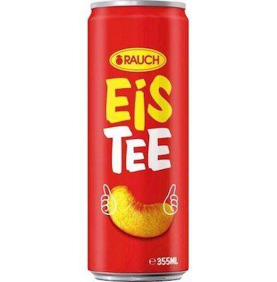 24er Pack Rauch Pfirsich Eistee (je 355ml) für 23,90€ inkl. 6€ Pfand