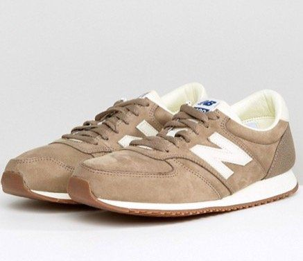 New Balance U420LMR Sneaker in Beige für 53,49€ (statt 67€)