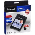 Intenso SATA III Top 512GB SSD ab 99,90€ (statt 117€)