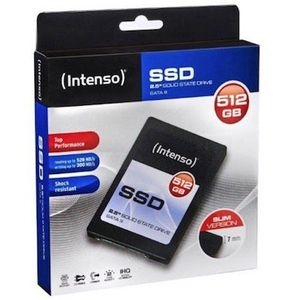 Intenso SATA III Top 512GB SSD für 51,18€ (statt 78€)