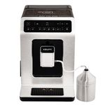 Krups EA891D Kaffeevollautomat mit OLED-Bedienfeld und Touchcreen für 499€(statt 699€)