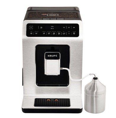 Krups EA891D Kaffeevollautomat mit OLED Bedienfeld und Touchcreen für 499€(statt 699€)