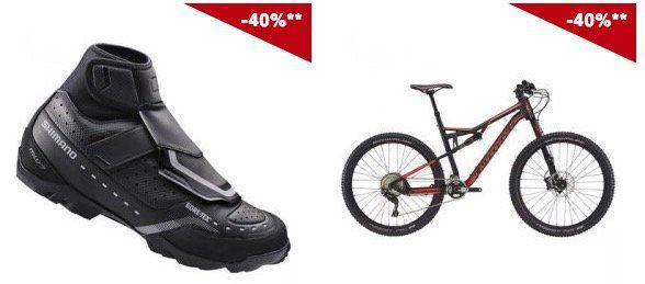 Bike24 Rausverkauf mit bis zu 80% Rabatt   z.B. Time Xpresso 12 Titan Carbon Pedal für 119,99€ (statt 205€)