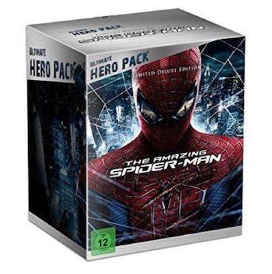 The Amazing Spider Man: Ultimate Hero Pack + Figur für 27,99€ (statt 54€)