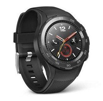 Vorbei! Huawei Watch 2 Smartwatch mit Sportarmband für 93€ (statt 240€)