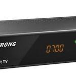 Strong SRT 8541 DVB-T2 HD Receiver für 19€ (statt 25€)