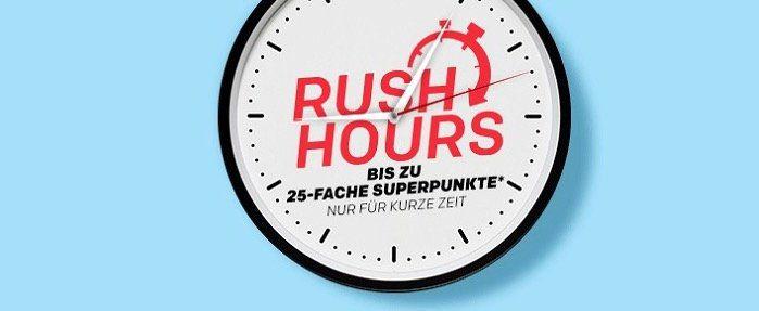 Nur noch bis 18 Uhr! 25 fache Superpunkte bei Rakuten (Club Mitglieder sogar 30 fach)   Knaller ♥