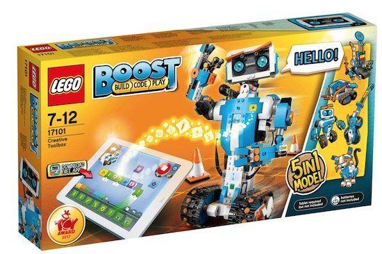 Lego Boost   Creative Toolbox (17101) für 97,85€ (statt 112€)
