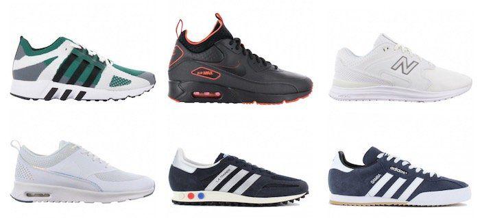 15% Rabatt auf Sneaker vom Sneakershop24   z.B. New Balance Lifestyle 1550 für 59,46€ (statt 70€)