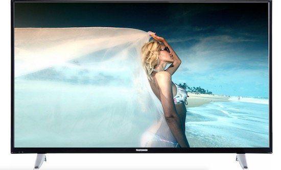 Telefunken D48F287M4CW   48 Zoll Full HD Smart TV für 326,94€ (statt 380€)