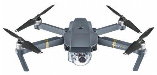 DJI Mavic Pro 4k Drohne mit bis zu 27 Minuten Flugzeit ab 864,90€ + 219,75€in Superpunkten