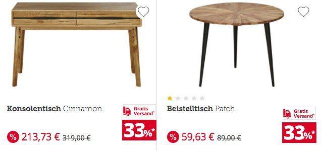 33% Rabatt auf fast alle Möbel, Küchen und Matratzen bis Mitternacht + gratis Versand bei Möbel Höffner