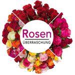 28 Rosen in Überraschungsfarbe für 19,98€