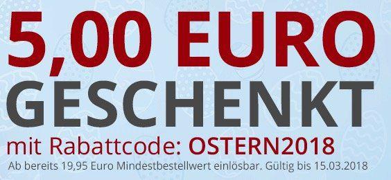 5€ Gutschein ab 19,95€ bei Druckerzubehör + 2 Gratis Artikel bis Mitternacht